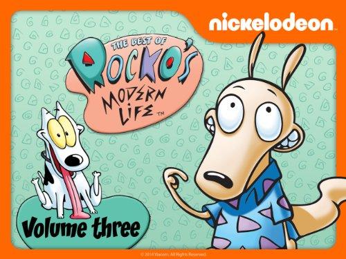 Rocko's Modern Life Volume 3