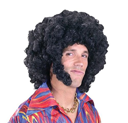 Fun World Men's Afro Wig