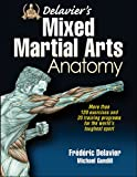 img - for Delavier's Mixed Martial Arts Anatomy book / textbook / text book