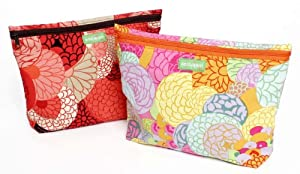 Ambajam Large Fabric Cosmetic Bag from Ambajam