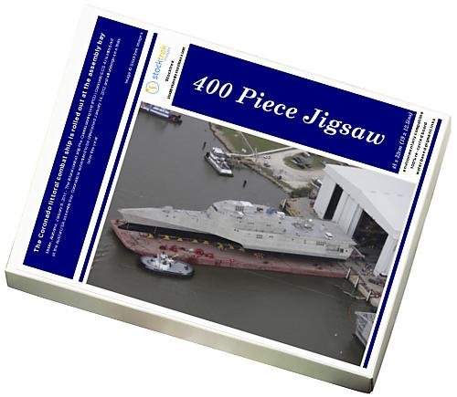 photo-jigsaw-puzzle-of-the-coronado-littoral-combat-ship-is-rolled-out-at-the-assembly-bay