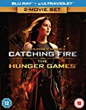 Hunger Games / The Hunger Games: Catching Fire [Blu-ray + UV Copy] thumbnail