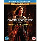 Hunger Games / The Hunger Games: Catching Fire [Blu-ray + UV Copy]