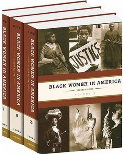 Black Women in America: 3-Volume Set