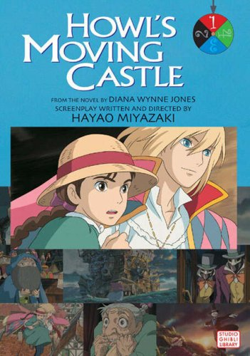 Howl's Moving Castle Film Comic, Vol. 1 (v. 1) [Miyazaki, Hayao] (Tapa Blanda)