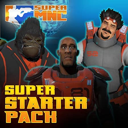 Super Starter Pack: Super MNC [Game Connect]