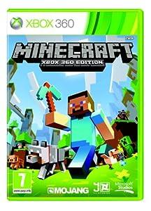 Minecraft: Xbox 360 Edition остается на вершине британского чарта | игра видео Xbox 360 arcade