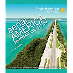 Smithsonian Channel: Aerial America - Southeast [Blu-ray]