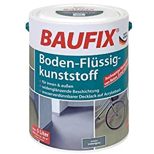 Baufix flüssigkunststoff test