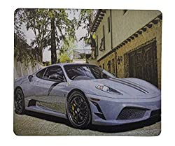 Storite Soft Gaming Mouse Pad Mat finish 3mm thickness Medium size 29cm x 25 cm Non-slip Rubber base (Style 10)