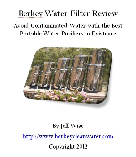Berkey Water Filter Review front-151672