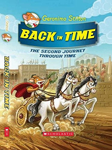 Geronimo Stilton Se: the Journey Through Time #2: Back in Time Image