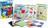 Origami Fun Kit for Beginners (Dover Fun Kit)