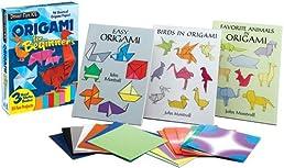 Origami Fun Kit for Beginners (Dover Fun Kit)