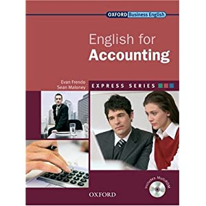 Express Series  English for Accounting Student's Book and MultiROM