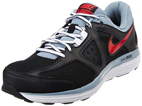 sports shoes 2eaec 11445 Nike - Dual Fusion Lite 2 - Couleur  Bleu-Noir-Rouge - Pointure  42.5. Klicken  Sie ...