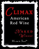 """Naked Winery """"Climax"""" Red Blend 750 mL"""