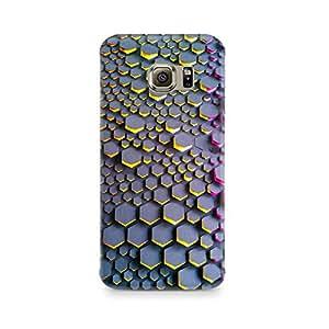 Mobicture Pattern Premium Designer Mobile Back Case Cover For Samsung S7 Edge