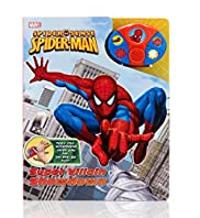 Spiderman Super Villain Showdown Sound Book