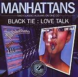 echange, troc Manhattans - Black Tie / Love Talk