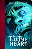 Edgar Allan Poe The Tell-tale Heart (Graphic Novels) (Edgar Allan Poe Graphic Novels)