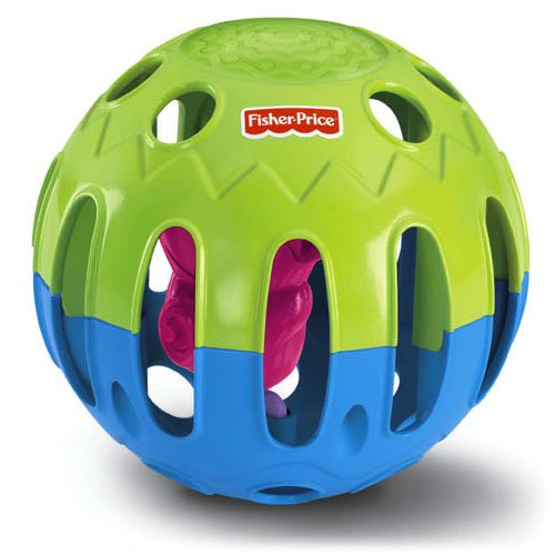 Fisher Price Growing Baby Clutch Ball,Toys For Tots. front-505923