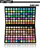 168色入 アイシャドウパレット メイクパレット MEP-168 (MEP-168#2)
