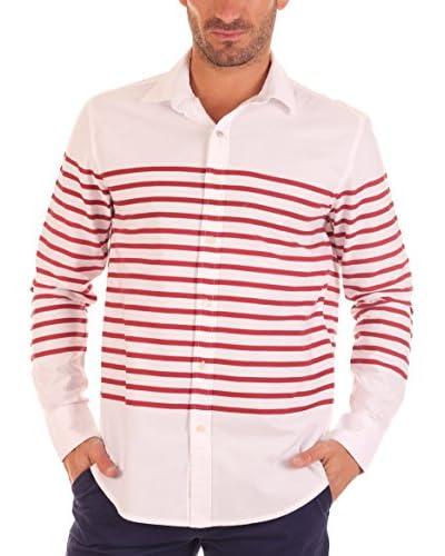 Victorio & Lucchino Camisa Hombre Blanco