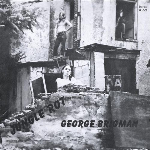 Jungle Rot plus 3 bonus tracks by George Brigman (2005-08-02)