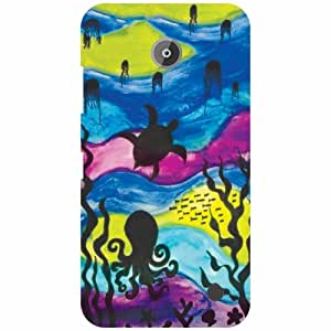 Nokia Lumia 630 Back Cover - (Printland)