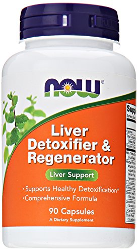 NOW Foods Liver Detoxifier and Regenerator, 90 Capsules