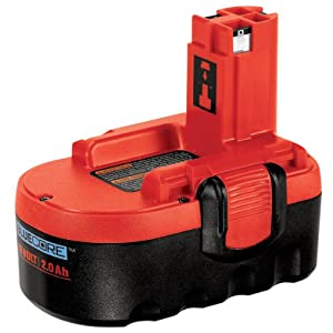 Bosch 34618 Battery