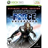 Star Wars The Force Unleashed: Ultimate Sith Edition -Xbox 360 ~ LucasArts