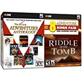 Viva Adventure Anthology Bonus Edition with Riddle of the Tomb – 8 Great Adventures in One – PC