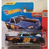 Hot Wheels Hw Race Circle Trucker 132/250 Short Card