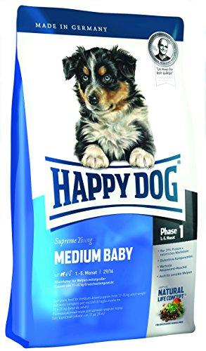 Happy Dog Hundefutter 3417 Medium Baby 28 10 kg