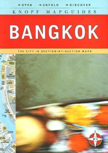 Knopf MapGuide: Bangkok (Knopf Mapguides)