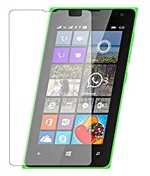 Ascari Ultra Thin 2.5D Screen Protector Premium Tempered Glass Mobile phone For Microsoft Lumia 435