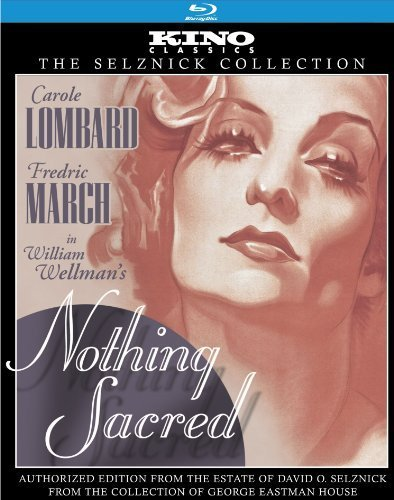 Nothing Sacred: Kino Classics Edition [Blu-ray] by Kino Lorber films