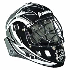 Buy Franklin Sports NHL Street Hockey SX Pro GFM 1000 Goalie Face Mask (Black Silver... by Franklin