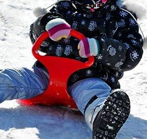 Skrou Universal Thicken Wear-resistant Grass Skiing Sandboarding Board Mat/Pad Snow Board Size:57*38*3.5cm