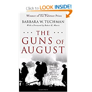 The Guns of August [Mass Market Paperback]