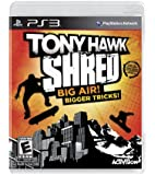 Tony Hawk: Shred Stand-Alone Software - Playstation 3