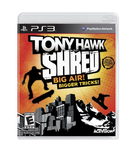Tony Hawk: Shred Stand-Alone Software - Playstation 3 - 1