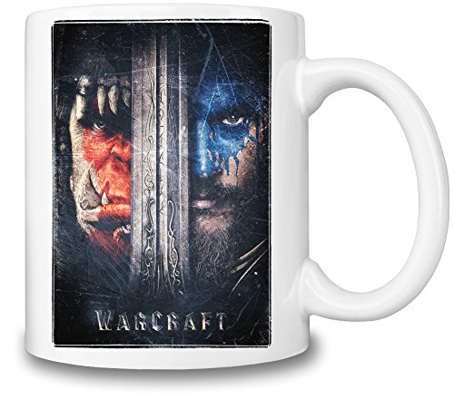 Warcraft Tazza Coffee Mug Ceramic Coffee Tea Beverage Kitchen Mugs By Slick Stuff