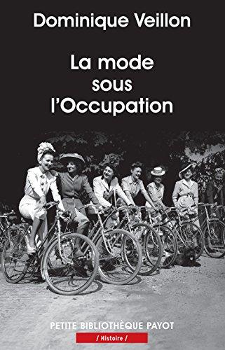 La mode sous l'Occupation
