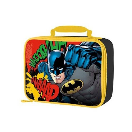 Thermos Batman TV Show 7.5 x 9.5 Inch Insulated Soft Lunch Bag at Gotham City Store