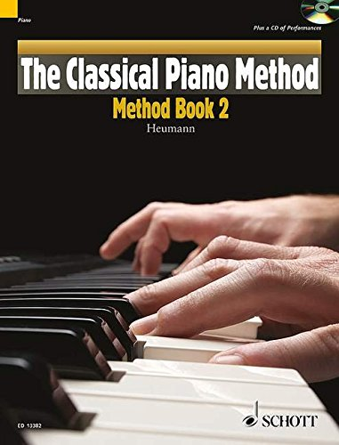 The Classical Piano Method: Method Book 2