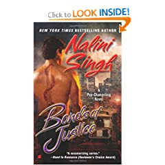Bonds of Justice (Psy/Changeling 8) - Nalini Singh