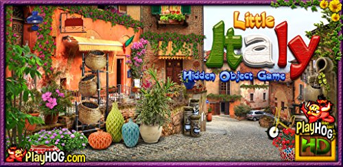 Little Italy - Hidden Object Games [Download]